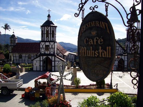 Hotel Bergland: el mejor lugar para comer!