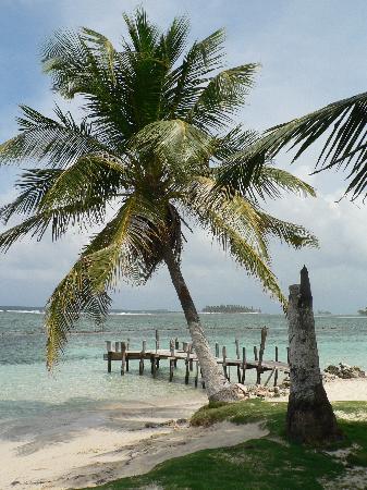 Cabañas Coco Blanco: spiaggia