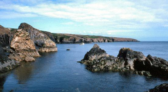 Voyages of Discovery (Ramsey Island): Ramsey Island