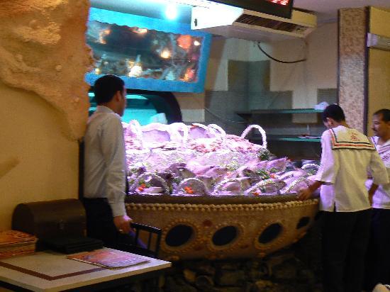 El Mina Restaurant: il pesce