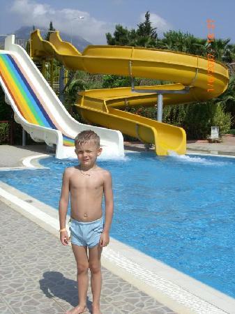 Akropol Hotel: pool