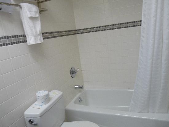The Hotel 91: la salle de bain