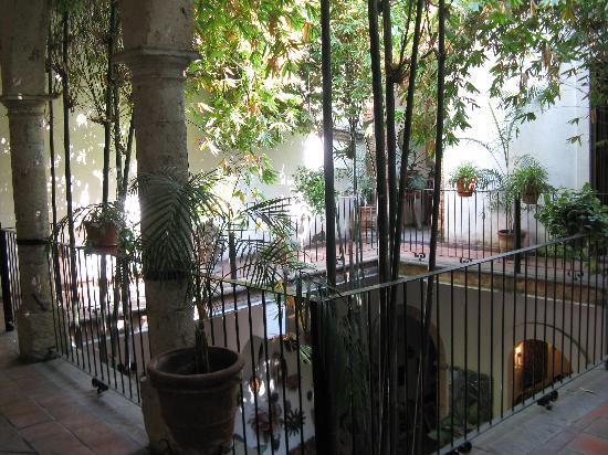 Old Guadalajara Bed and Breakfast : Colonial Architecture