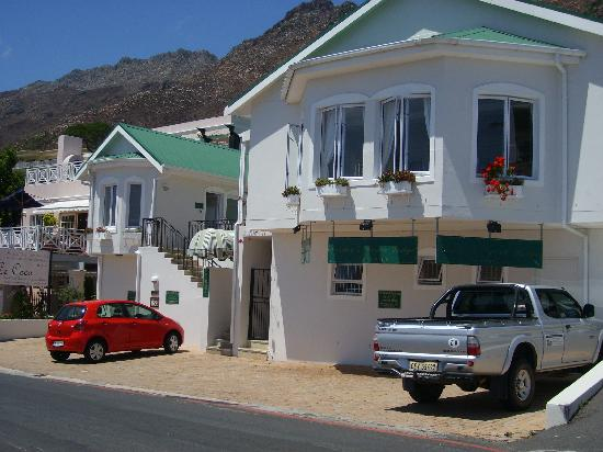Gordon's Bay, South Africa: Front view