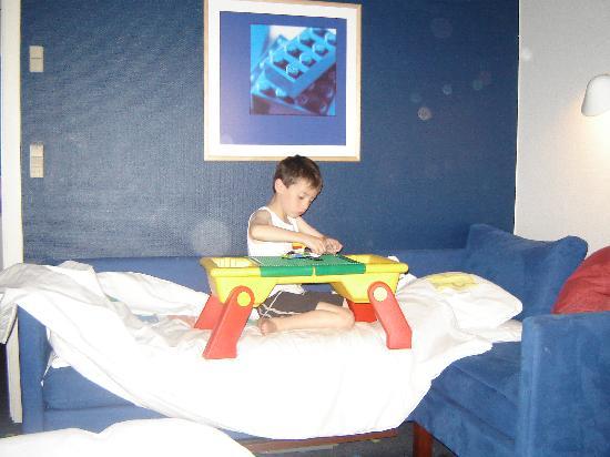 Hotel LEGOLAND : Hotel Room