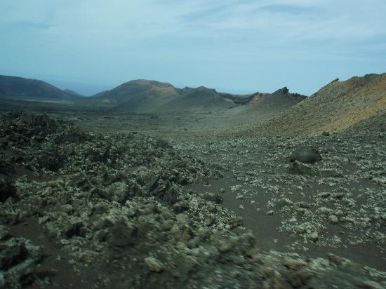 Casa Esquina del Mar: Timanfaya