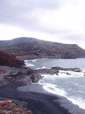 Casa Esquina del Mar: Zeezicht bij el golfo