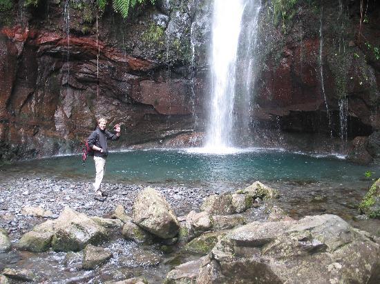 Vila Mia: Rabacal ist nicht weit: Tal der 25 Quellen