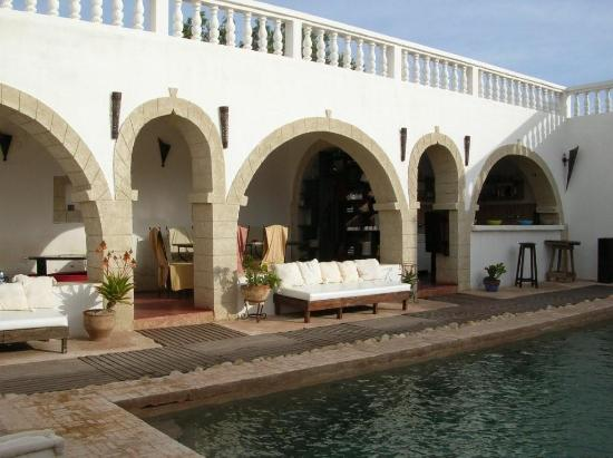 Villa Saada : le riad calme et reposant