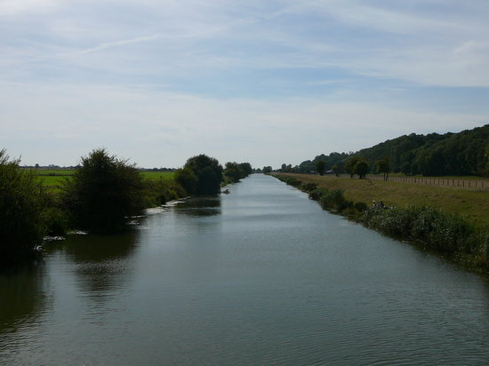 Κεντ (Κομητεία), UK: Royal Military Canal, near Appledore, Kent