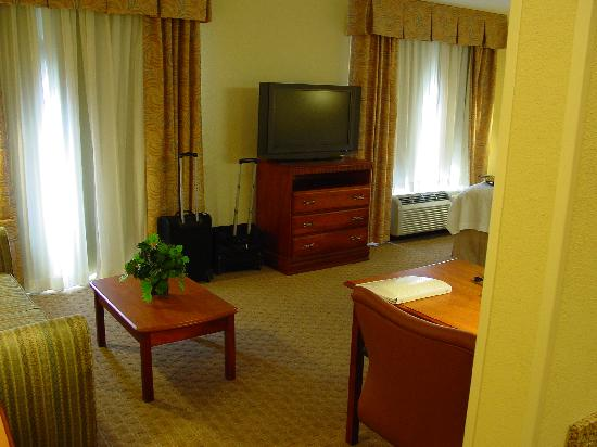 Hampton Inn Davenport: Room