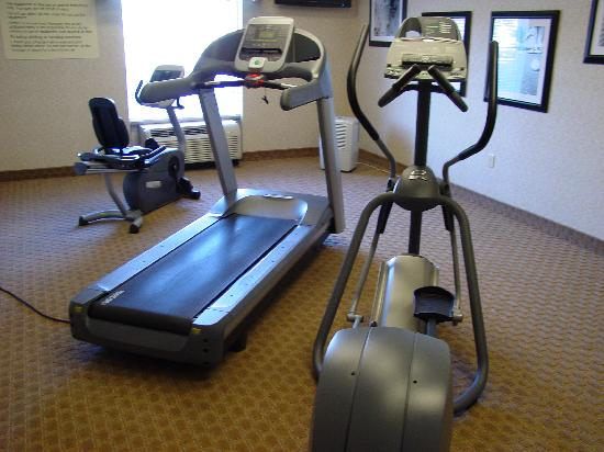 Hampton Inn Davenport: Fitness Center