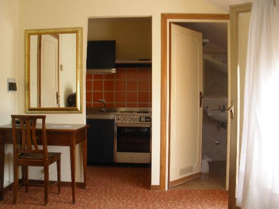 Residence Aurelia Antica: room
