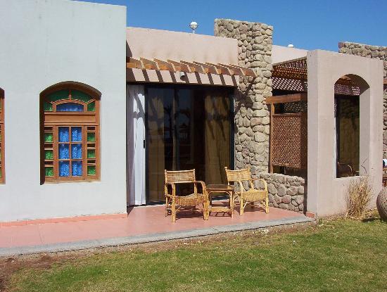 Coral Sea Sensatori - Sharm El Sheikh: View from outside room