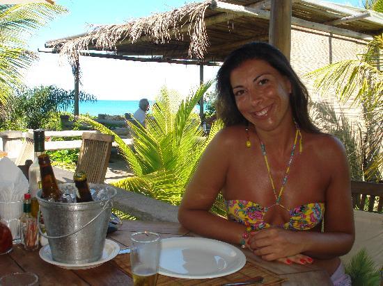 Estrela D'Agua: restaurant