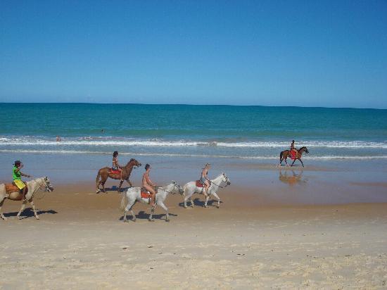 Estrela D'Agua: beach