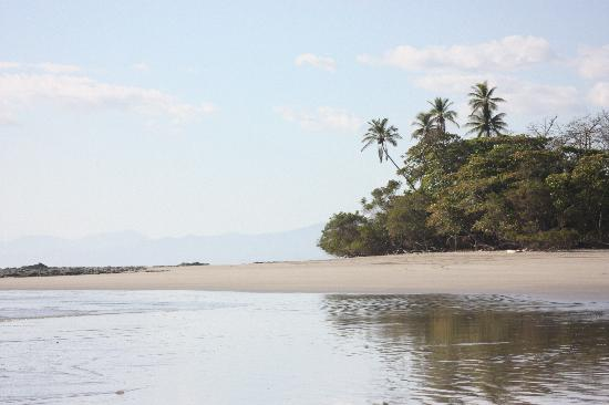 Villas Hermosas: beach