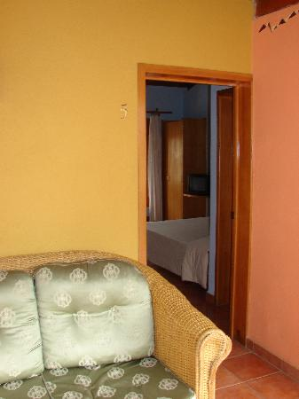 Hotel Primavera: Entrance to #5