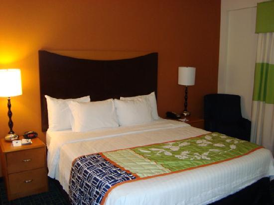 Fairfield Inn & Suites Lake City : Room 1