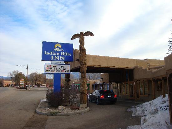 Indian Hills Inn: 1