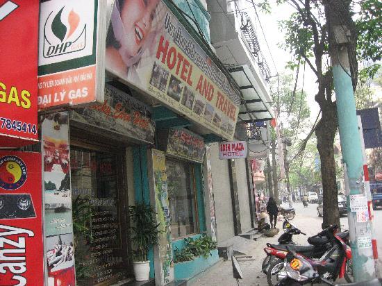 Hanoi Eden Plaza Hotel: Hotel Eden Plaza