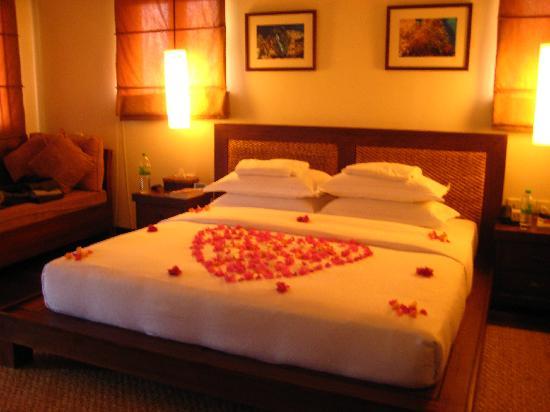Gayana Eco Resort: Bedroom