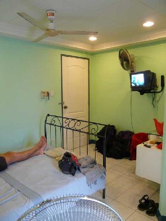 Room Harolds Mansion
