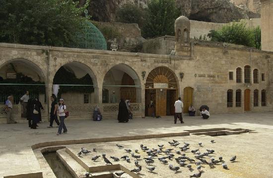 Провинция Шанлыурфа, Турция: Cave-Prophet Ibrahim was borned here