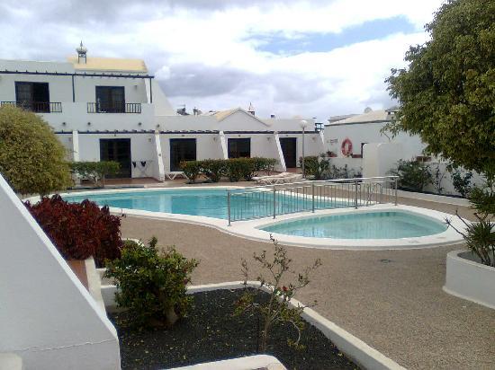 La Laguneta Apartments: view from apartment 10