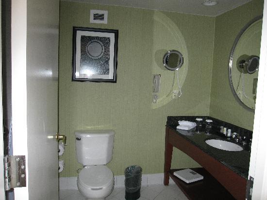 Renaissance Meadowlands Hotel: Bathroom