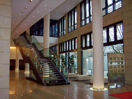 Lobby Area Picture Of Pullman Berlin Schweizerhof Berlin