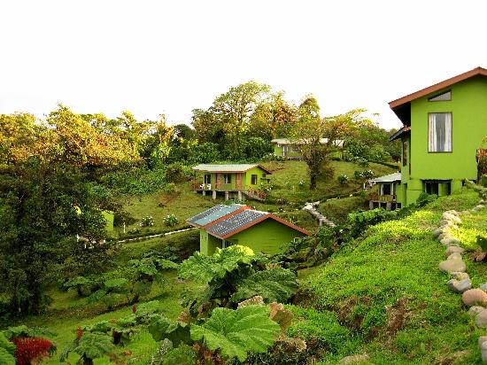 Mirador Lodge : peaceful cabin village