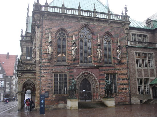 Bremen Town Hall (Rathaus)
