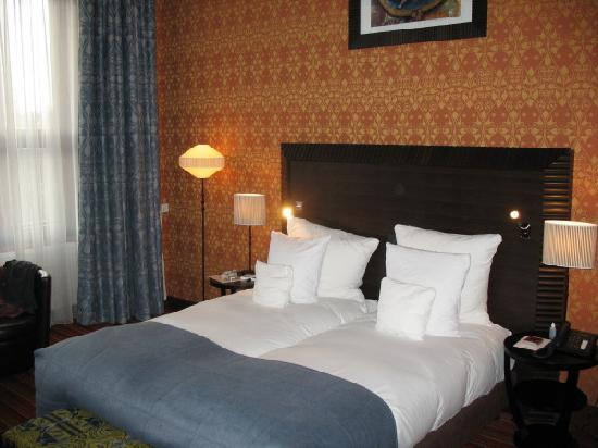 Grand Hotel Amrath Amsterdam: Chambre