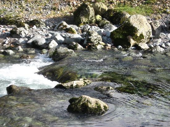 Brookfield B&B: Clean Running Water