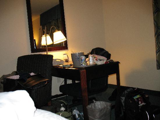 Hampton Inn Harrisonburg South: Desk