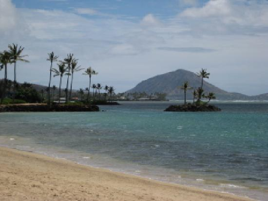 Oahu Hi Kahala Beach Another View