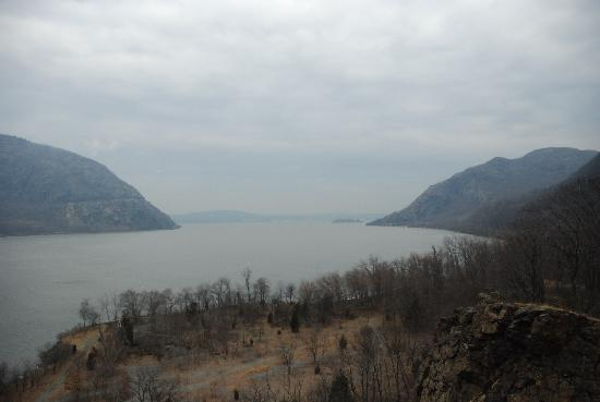 Cold Spring, NY: view from little stony point a great spot of an easy and very scenic hike