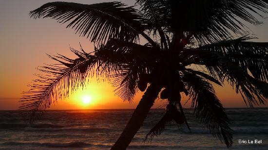 Sin Duda Villas : sunrise