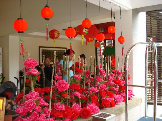 Pulai Springs Resort Chinese New Year Decorations