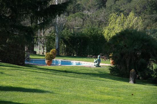 Mas Salvi Hotel: piscina