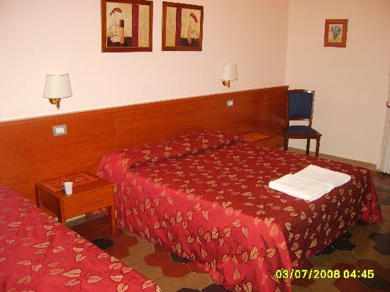 Principe Guest House: the beds