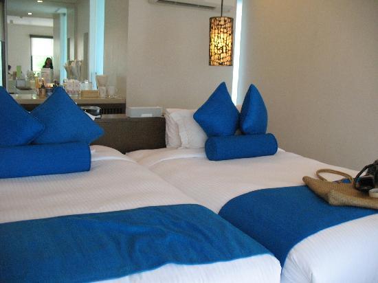 Discovery Shores Boracay: the room