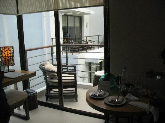 Discovery Shores Boracay: still in the room