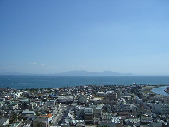Shimabara, Japan: 有明海
