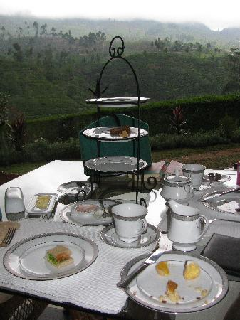 Ceylon Tea Trails - Relais & Chateaux : high tea