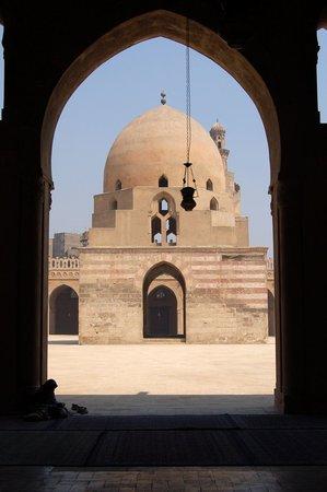 Le Vieux Caire (Quartier copte) : moschea el hussein