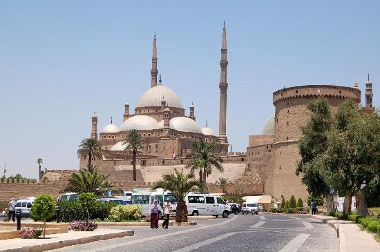 Old City (Coptic Cairo): la cittadella