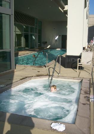 Emby Suites By Hilton Los Angeles Glendale Hot Tub And Pool Fitness Center Is