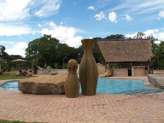 Mabula Private Game Reserve, แอฟริกาใต้: Pool